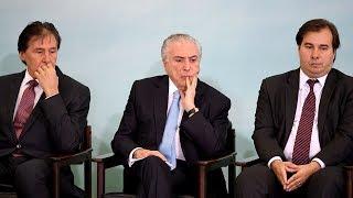 Генпрокуратура Бразилии выдвинула обвинение в коррупции против Темера (новости)