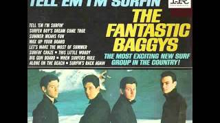 The Fantastic Baggys - Surfin