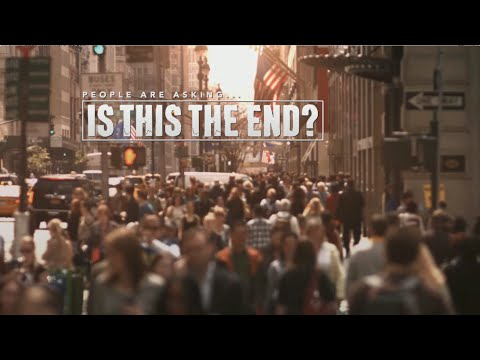 Is This the End? by Dr. David Jeremiah
