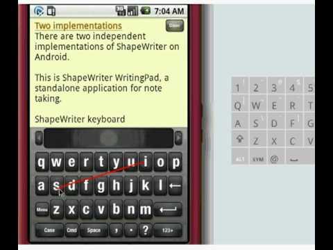 Shapewriter - фото 10
