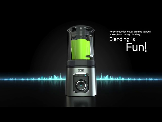 Kuvings High Speed Quiet Vacuum Blender