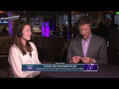 Pilots Give Interview with Women's Tennis Sophomore, Jelena Lukic