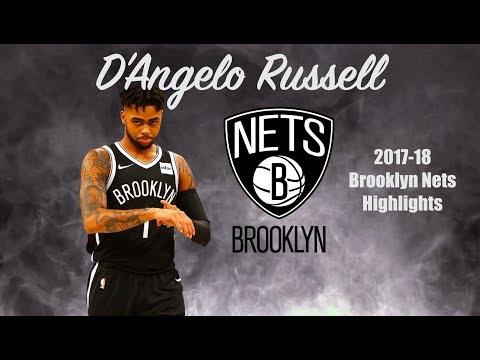"D'Angelo Russell ""Window Pain"" 2017-18 Brooklyn Nets Highlights"