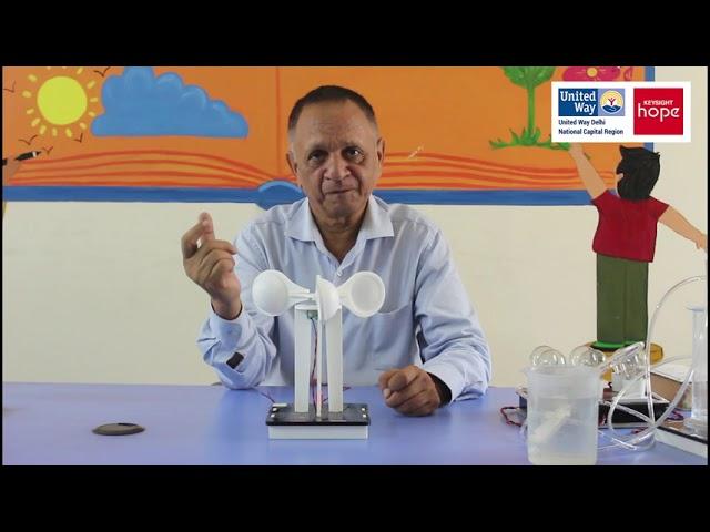 Exp#68 Anenometer | STEM on Wheels