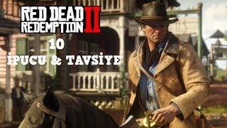 Read Dead Redemption 2 - Mutlaka bilmen gereken 10 İpucu ve Tavsiye (Spoiler Yok)