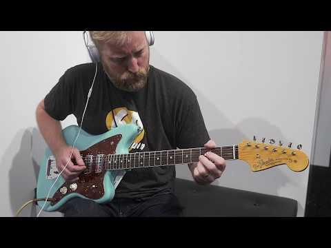 Limited Edition Fender - Filter Tron - Jazzmaster - NAM 2018