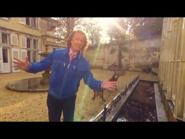 """André Rieu about the songs on his latest album """"Love in Venice"""""""