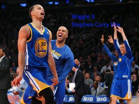Stephen Curry Mix Wiggle It