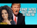 5 Shady Tactics Reality Shows Use To Trick You - The Spit Take