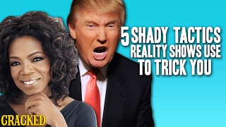 5 Shady Tactics Reality Shows Use To Trick You