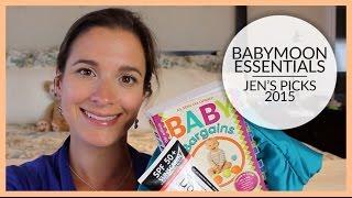 Babymoon Essentials | Jen