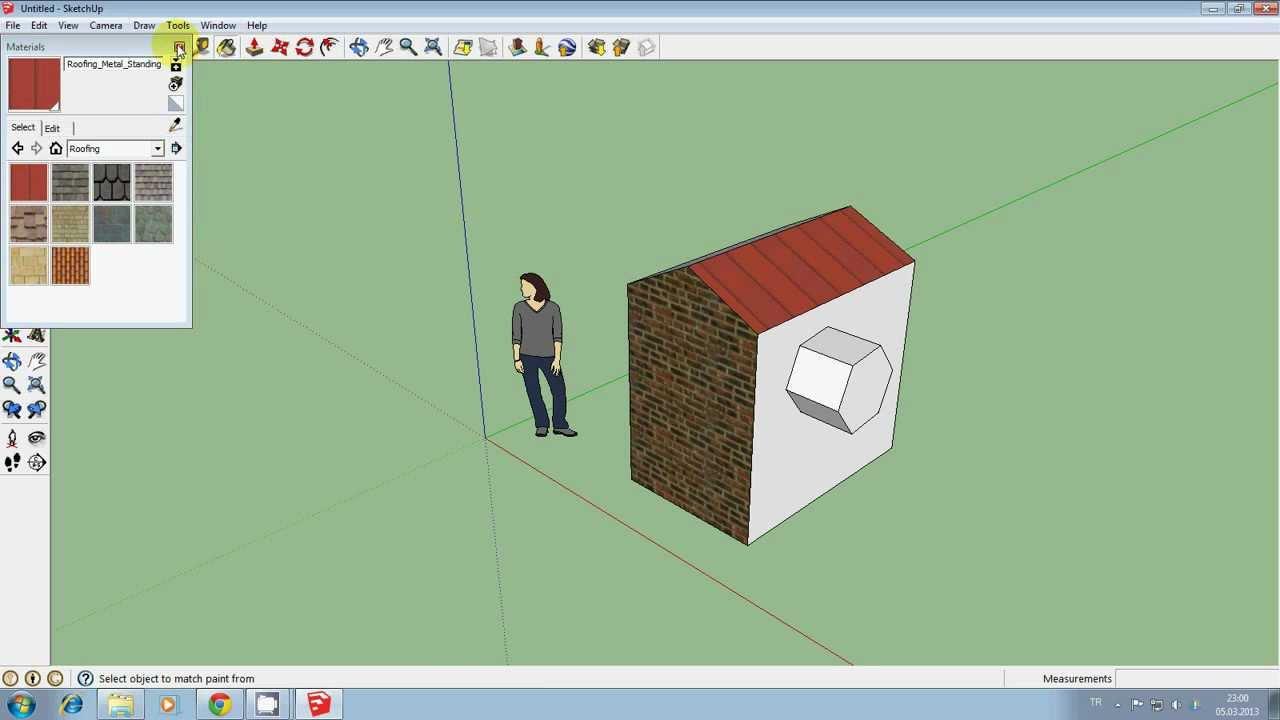 Sketchup 8 nereden ndirilir nas l kurulur ve nas l for Mobilia sketchup 8