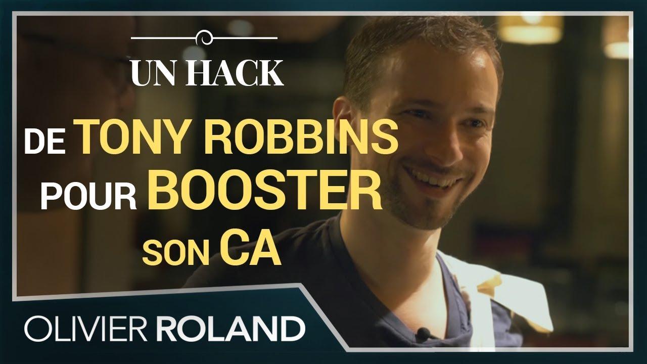 Tony Robbins rencontres en ligne