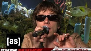 "Cage The Elephant ""Social Cues"" 
