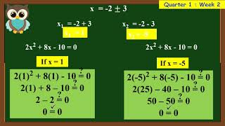 Solving by Completing tнe Square