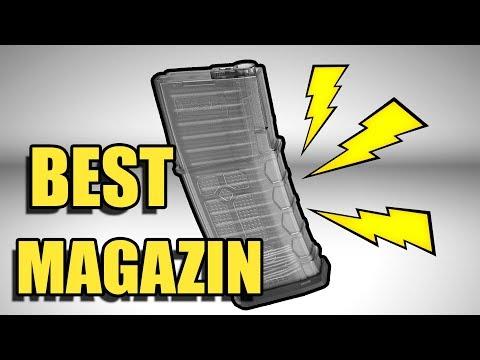 BEST Airsoft Magazin M4 / AR15 GsP Shorts [DE]