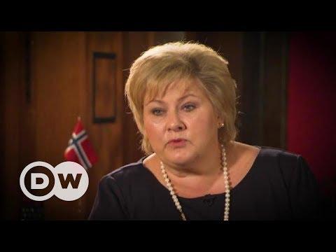 Премьер-министр Норвегии: Мы