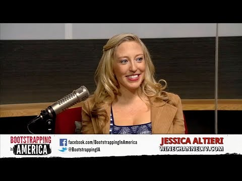Jessica Altieri of Wine Channel TV | Bootstrapping in America