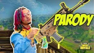 BUSH GANG!!! (LIL PUMP-GUCCI GANG FORTNITE SONG)
