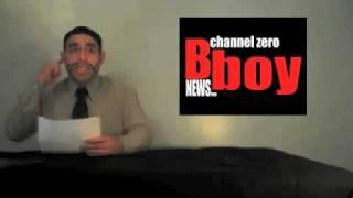B-boy News new episode 10.09.2009