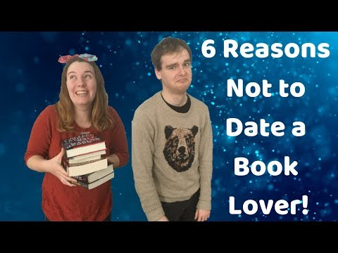 So You Want To Date A Book Lover?
