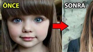 Dünyanın En Güzel Kızını Hatırlıyor Musunuz ? İşte Şimdiki Hali