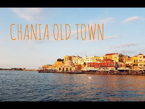 CHANIA OLD TOWN | ISLAND CRETE