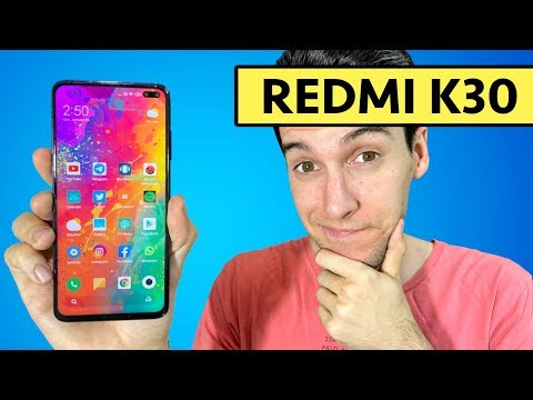 TENGO el nuevo REDMI K30 !!!!!!