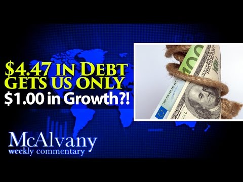 $4.47 in Debt gets us only $1.00 in Growth?!