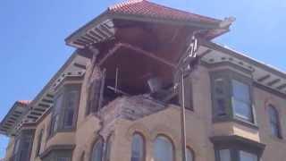 Terremoto en napa California