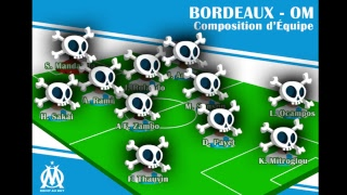 On Mouille Le Micro ! 19/11/2017 BORDEAUX 1-1 OM