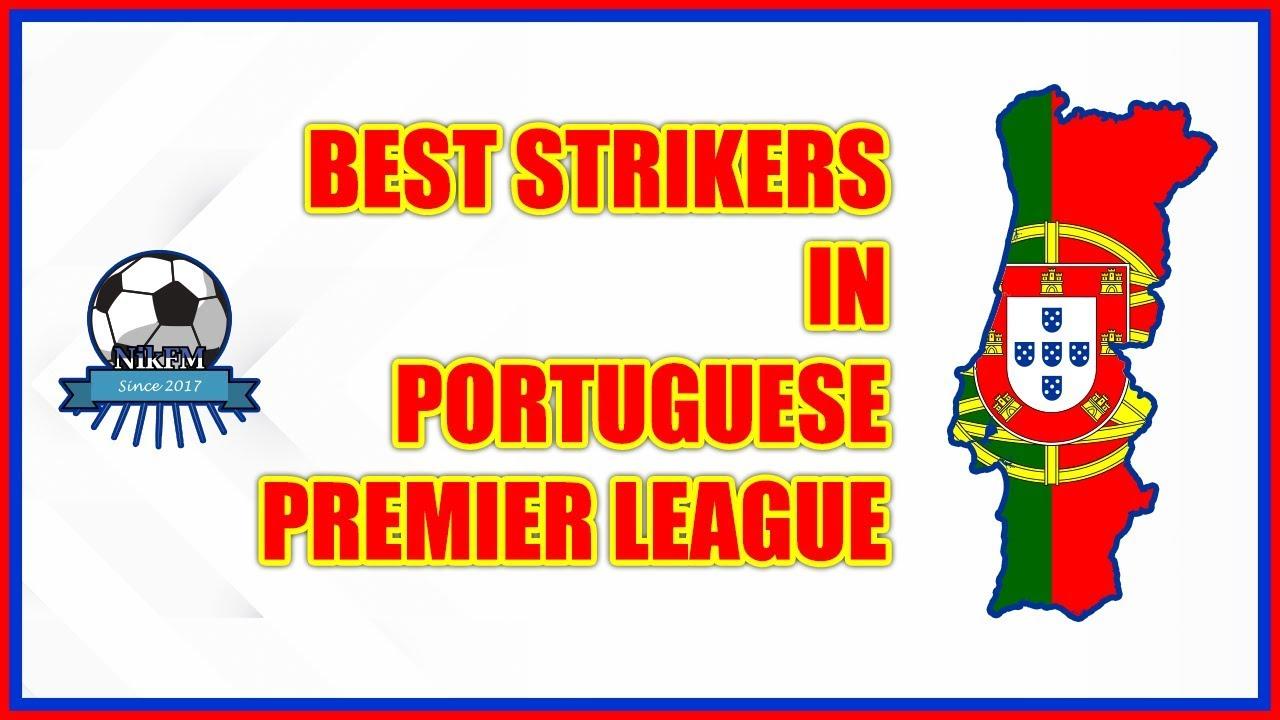Best Strikers in Portuguese Premier League - Football Manager 2019 (FM19)