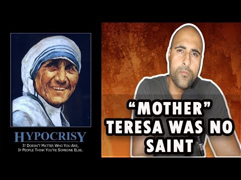 """Missionaries Of Charity Scandal And The Truth About """"Mother"""" Teresa"""
