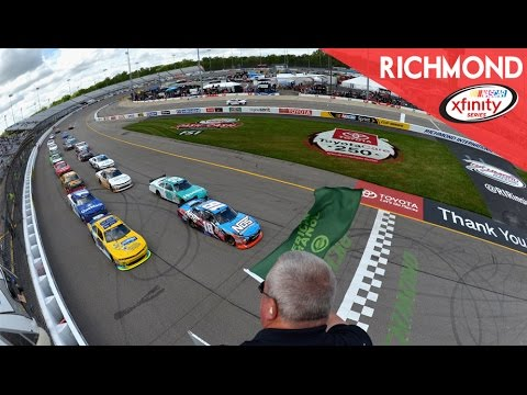 NASCAR XFINITY Series   Full Race   Toyota Care 250