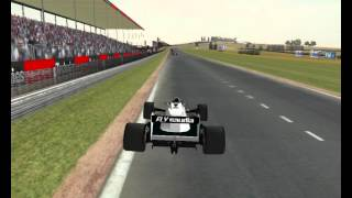 1984 Kyalami ZA SA South African Grand Prix 5