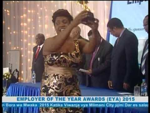 ATE Employers of the Year Award 2015 Part 3