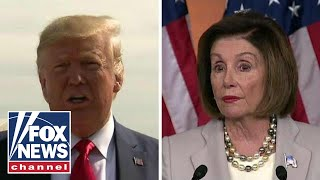 'The Five' reacts to Trump and Pelosi trading 'meltdown' insults