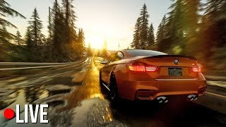 MET MIJN BMW M4 DOOR USA RACEN (The Crew 2 / Fortnite Livestream)