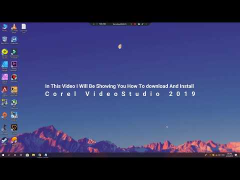 Corel VideoStudio Ultimate 2019 - Free Download And Install
