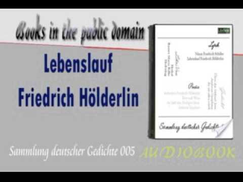 Lebenslauf Friedrich Hölderlin Audiobook