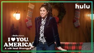 Sarah's Monologue on the War on Christmas | I Love You, America on Hulu