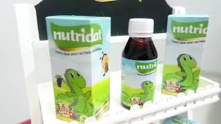 Beli 2 Gratis 1 Nutridat Nutrisi alami penambah nafsu makan anak