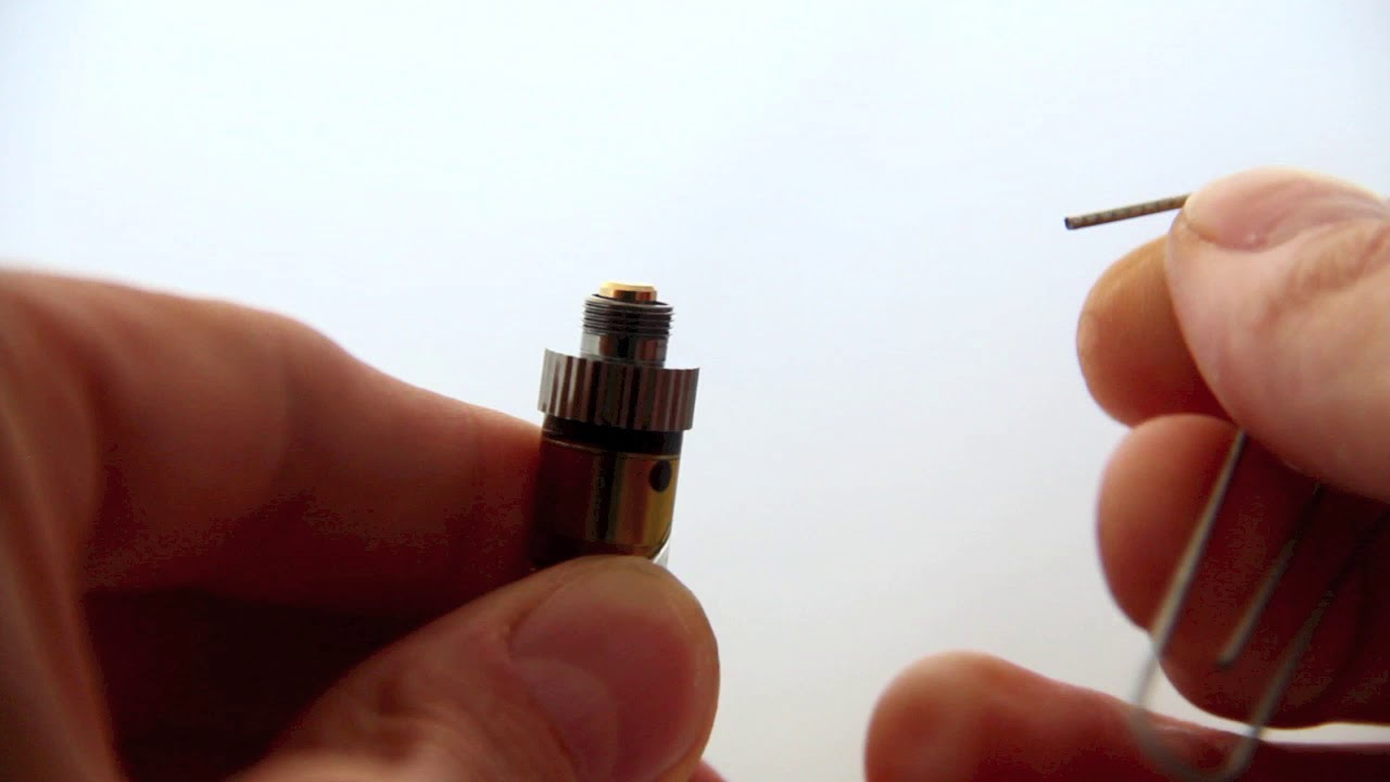how to fix your cannabis vape pen and cartridge connection issue [ 1280 x 720 Pixel ]