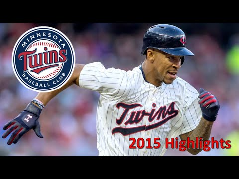 Byron Buxton  2015 Rookie Highlights