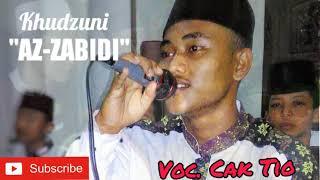 Khudzuni Az Zabidi Rutinan ahad legi
