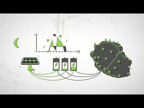 Storing solar energy : how does it work ?