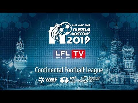CFL 2019 | Group Stage | Yunost - Lokomotiv-RPM