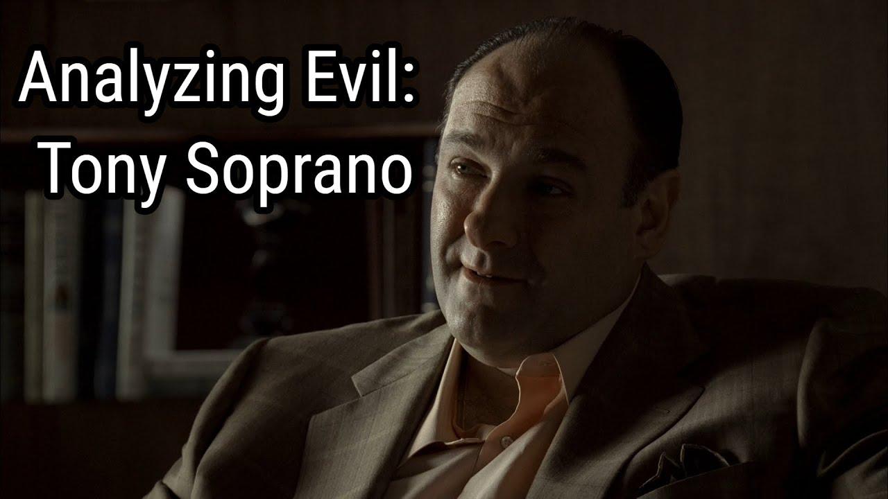 Download Analyzing Evil: Tony Soprano From The Sopranos