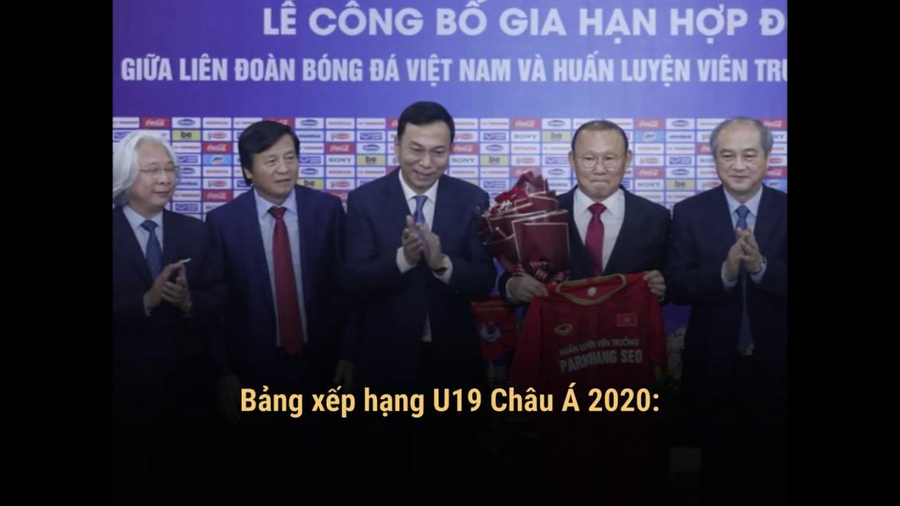 Lịch thi đấu vòng loại U19 Châu Á 2020: U19 Việt Nam vs U19 Guam