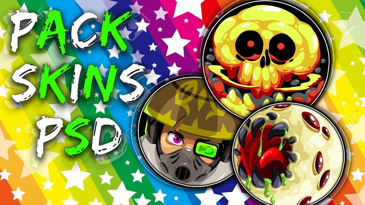 NEW AGAR.IO DEAD ZONE SKINS!!! | Agar.io Skin Update - YouTube